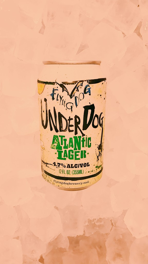 Flying Dog Underdog