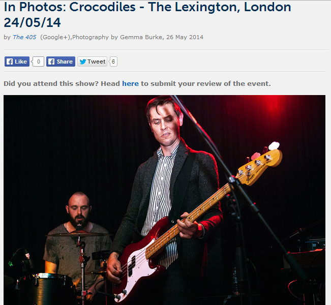crocodiles lex