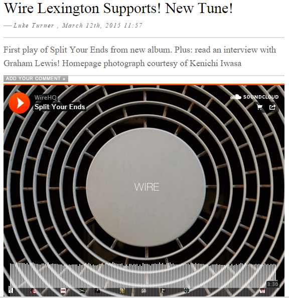 wire quietus
