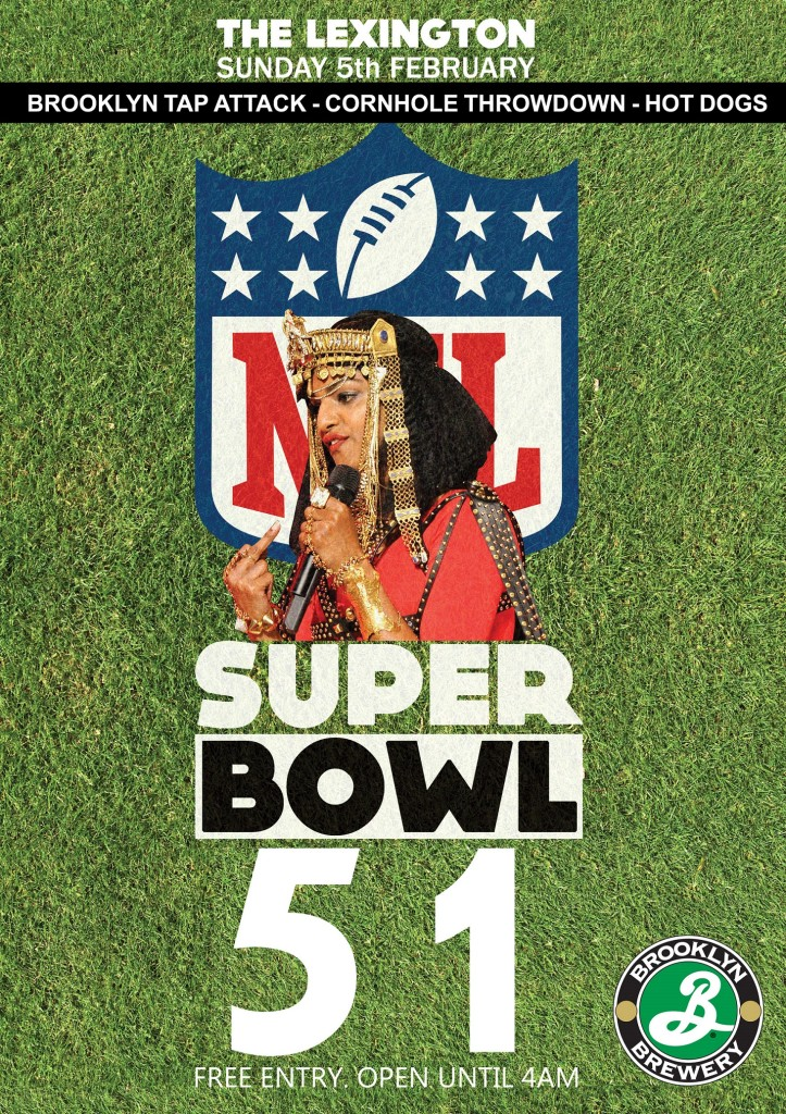 SUPERBOWL 51 CMYK A3 LEXINGTON POSTER copy